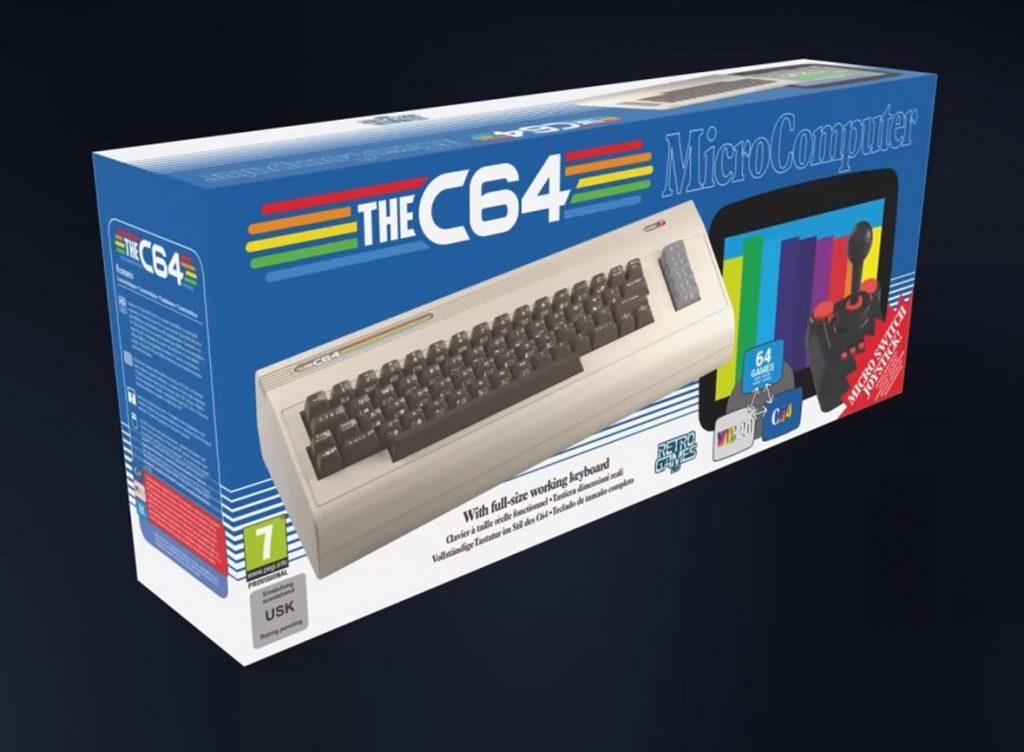 Commodore-64, a 8 bites csúcstechnológia