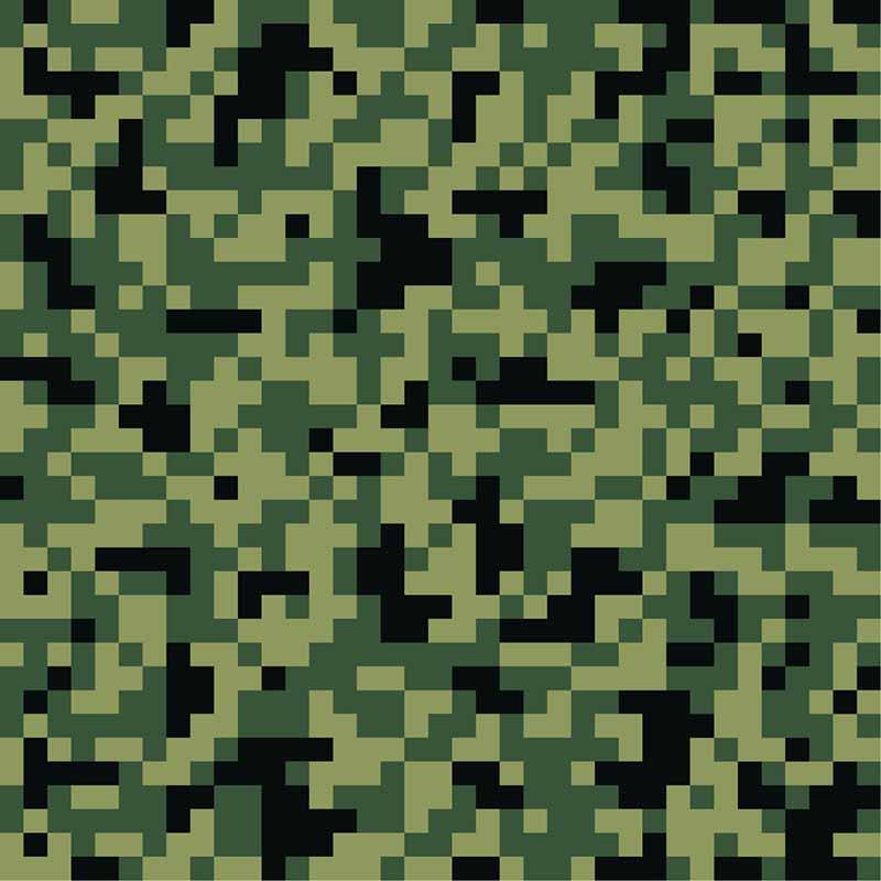 camouflage minta