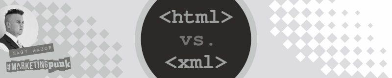 XML oldaltérkép