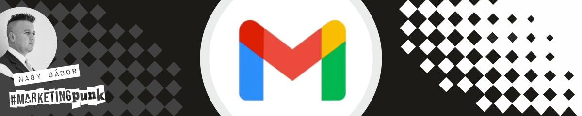 Új Gmail logó